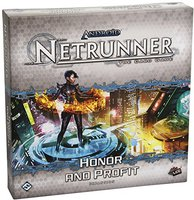 Fantasy Flight Games Android Netrunner LCG - Honor and Profit (englisch)