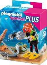 Playmobil Special Plus - Schatztaucher (4786)