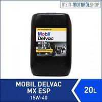 Mobil Oil Delvac MX ESP 15W-40 (20 l)