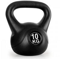 Klarfit Kettlebell Trainingshanteln Kugelhanteln 10 kg