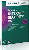 Kaspersky Internet Security 2015 Upgrade (1 User) (1 Jahr) (DE) (Win) (FFP)