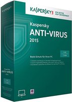 Kaspersky Anti-Virus 2015 Upgrade (1 User) (1 Jahr) (DE) (Win) (FFP)