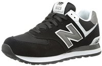 New Balance 574 black/grey/white (574BW)