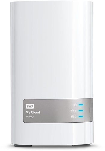 Western Digital My Cloud Mirror - 4TB