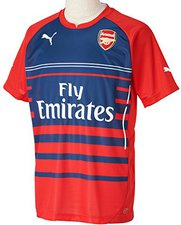 Puma Arsenal London Prematch Trikot 2014/2015