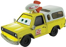 Mattel Cars Racing Sports Network - Todd Pizza Planet Truck