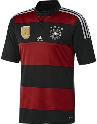 Adidas Deutschland Away Trikot 4 Sterne