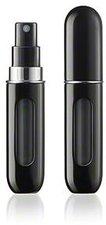Travalo Excel Parfum-Zerstäuber Black (5 ml)