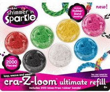 CRA-Z-ART Cra-Z-Loom Ultimatives Nachfüllpack