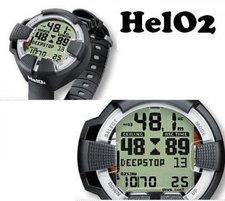 Suunto HelO2 mit Sender