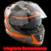 Rocc 481 schwarz/orange