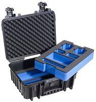 b-w Outdoor Case Typ 3000 incl. GoPro Inlay schwarz