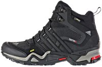 Adidas Terrex Fast X High GTX carbon/light scarlet/black