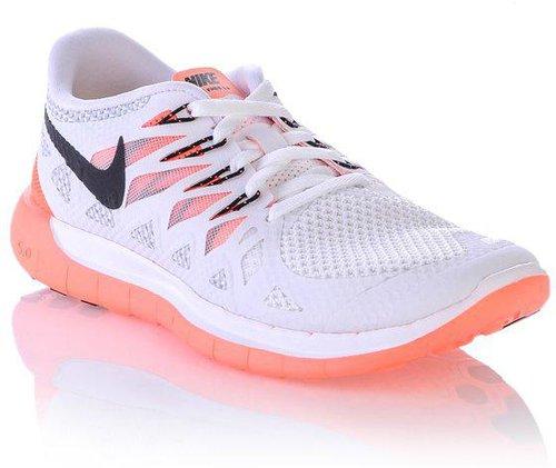 Nike Free 5.0 2014 Women dark magnet grey/hyper grape/bright mango