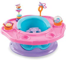 Summer Infant 3-Stage Super Seat Pink