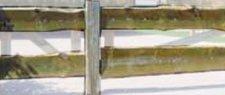 Josef Steiner Bonanza-Zaun Pforte 60 x 100 cm