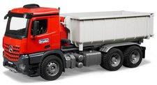 Bruder Mercedes-Benz Arocs LKW mit Abrollcontainer (3622)