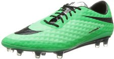 Nike Hypervenom Phantom FG neo lime/black/poison green/metallic silver