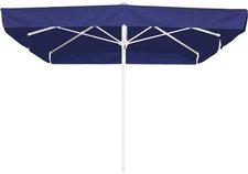 Schneider Schirme Jumbo Quadro 300 x 300 cm blau