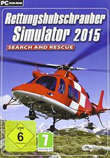 Rettungshubschrauber Simulator 2015 (PC)