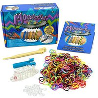 Rainbow Loom Monster Tail (RL3004)