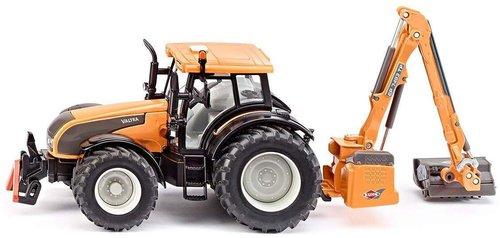 Siku Traktor mit Kuhn Böschungsmähwerk (3659)