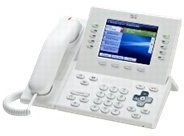 Cisco Systems Unified IP Phone 8961 Standard weiß