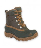 The North Face Chilkat II Mn's black ink green/dachshund brown