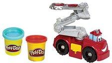 Hasbro Play-Doh Boomer, das Feuerwehrauto