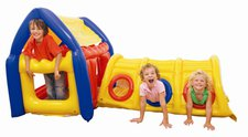 Intex Pools Tunnel Playland Zelt und Tunnel (48643)