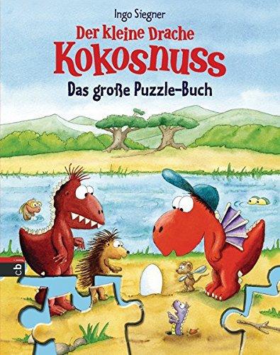 Random House Der kleine Drache Kokosnuss Das große Puzzle-Buch