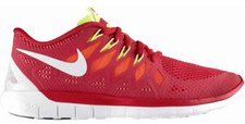 Nike Free 5.0 2014 Women legion red/white/laser crimson/atomic mango