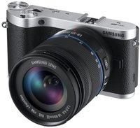 Samsung NX300 Kit 18-55 mm [OIS III] (schwarz)