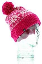 Kitsound Audio Beanie Snowflake (pink)