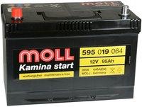 MOLL Kamina Start 12V 95Ah (595 019 064)