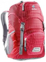 Deuter Junior raspberry-check