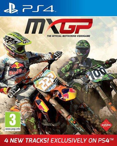 MXGP: Die offizielle Motocross-Simulation (PS4)