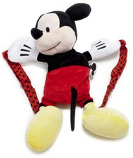 Joy Toy Mickey Mouse Plush Backpack (1100730)