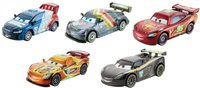 Mattel Cars Neon Racers - Max Schnell