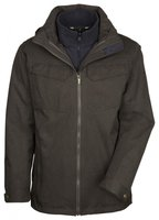 Vaude Men's Rincon 3in1 Jacket II Fir Green