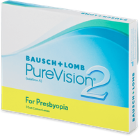 Bausch & Lomb PureVision 2 for Presbyopia -8,25 (3 Stk.)