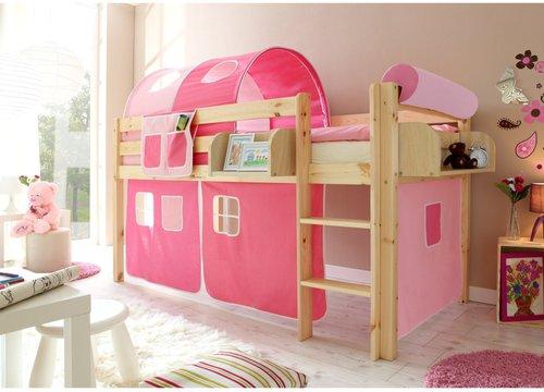 Ticaa Hochbett Malte - Classic rosa/pink