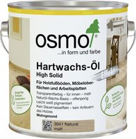 Osmo Hartwachs-Öl Effekt 3041 Natural transparent 750 ml