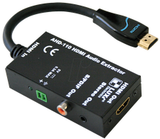 PureLink LU-AHD-110 HDMI Audio Extractor - Luxi Serie