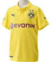 Puma Borussia Dortmund Champions League Trikot Junior 2014/2015