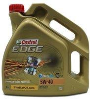 Castrol EDGE FST 5W-40 (4 l)