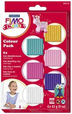 Fimo kids Materialpackung Colour Pack girlie