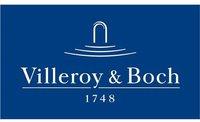 Villeroy & Boch Como Shower Festauslauf (Keramik) ebony