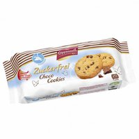 Coppenrath Feinbäckerei Choco Cookies zuckerfrei (200 g)