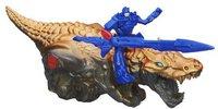 Hasbro Transformers Age Of Extinction Sparker Optimus Prime And Grimlock